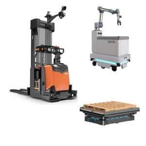 Mobile Robotter og tilbehør