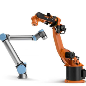 Lej en robot