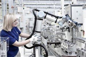 Universal Robots - samarbejdende robotløsninger fra i2r