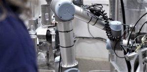Funktionsklar i2r robotløsning
