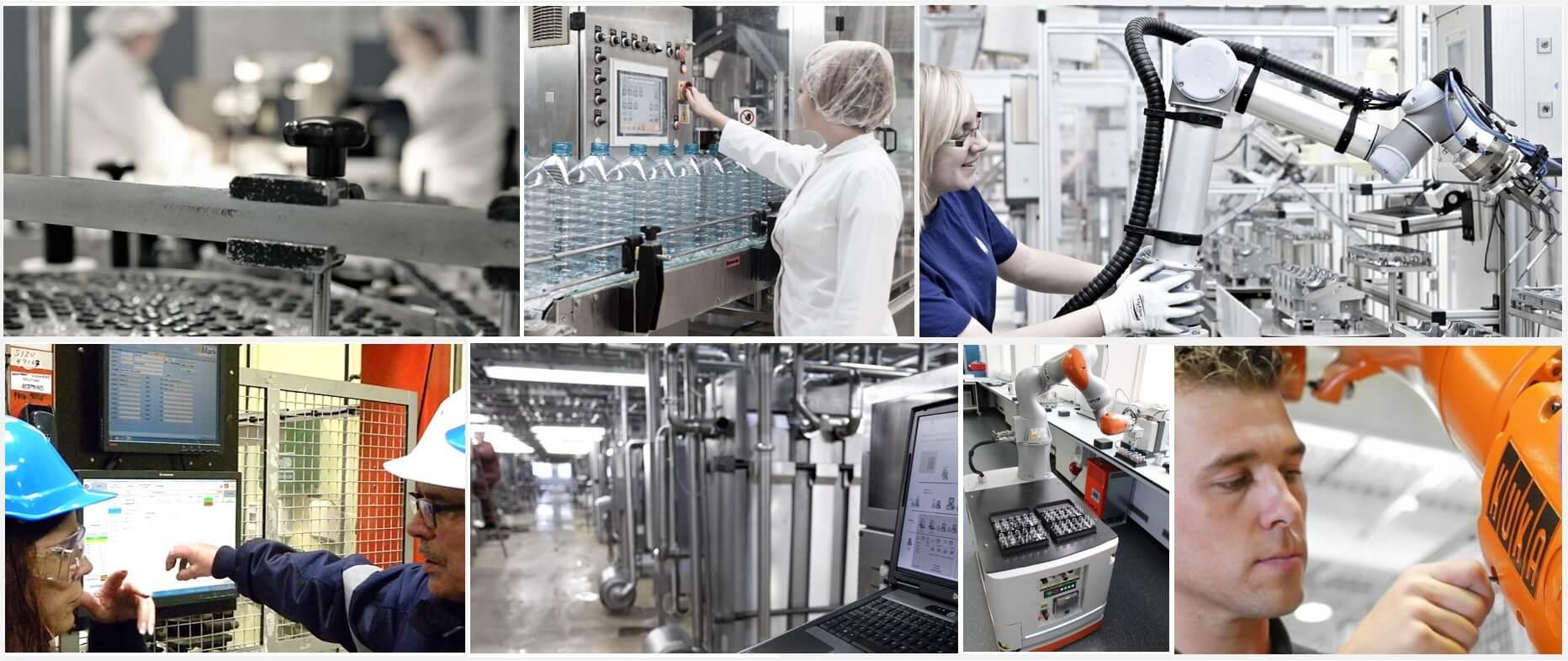 i2r forside industrier og robotter